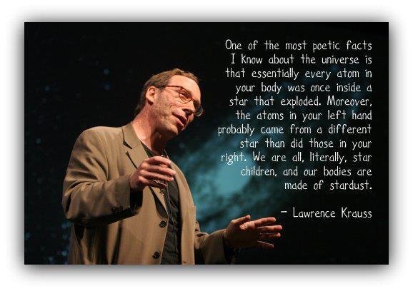 Dr. Lawrence M. Krauss' Biography